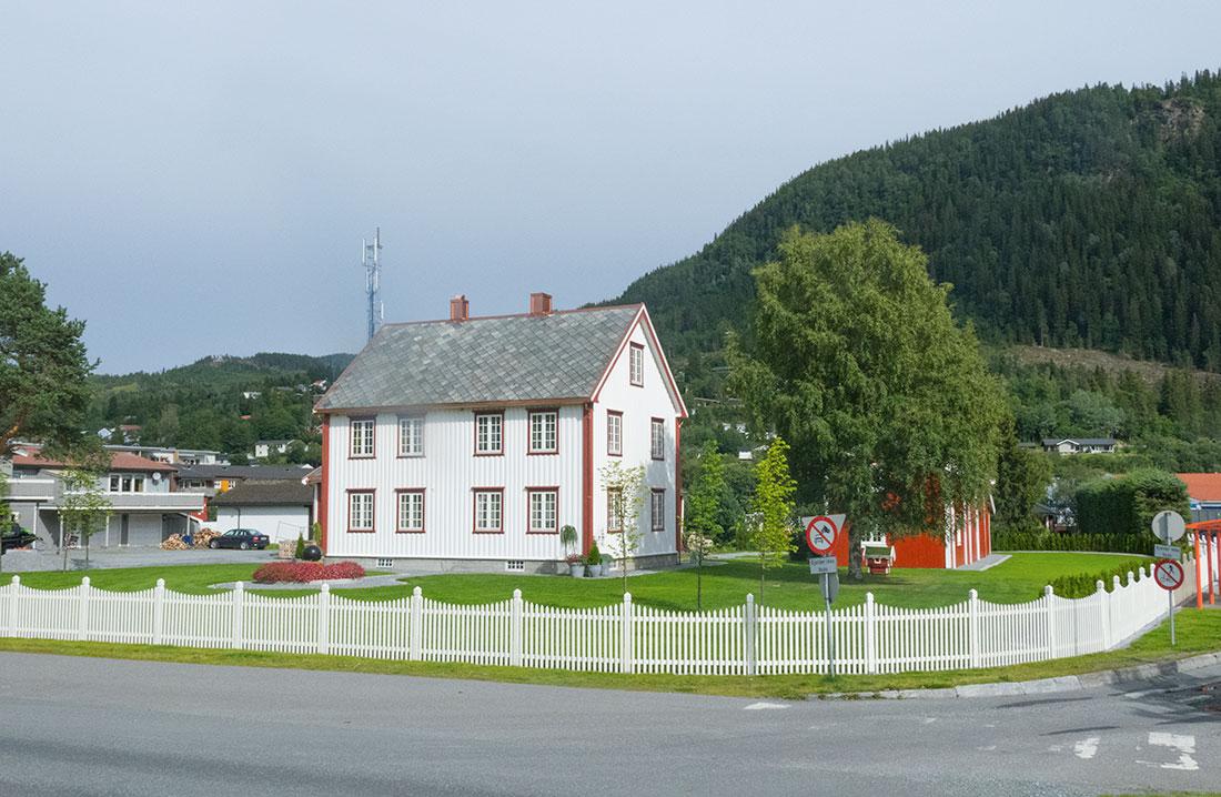 Litjgården i Orkdal tilbyr overnatting og langtidsutleie